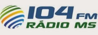 Rádio 104 FM de Campo Grande MS Ao Vivo