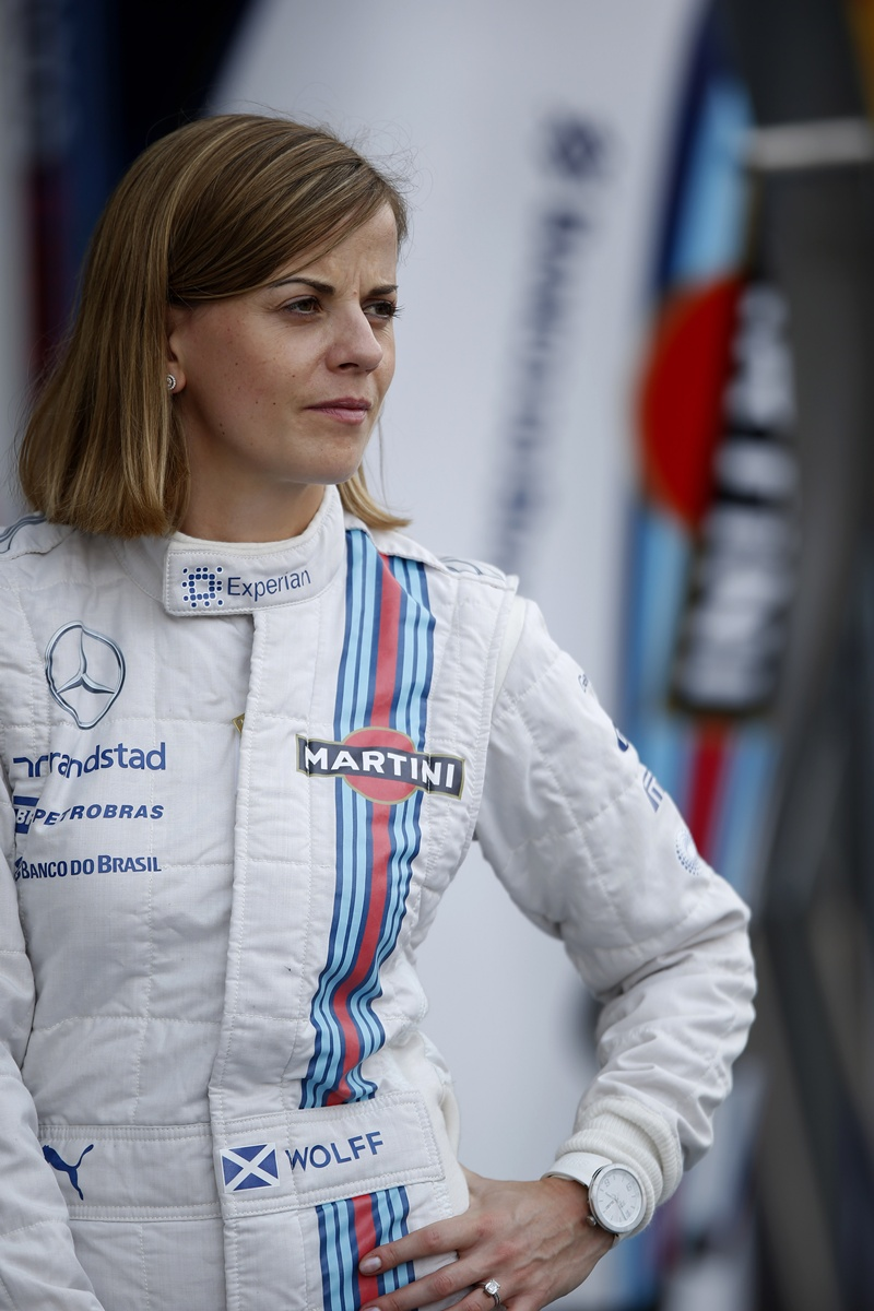 Female Formula 1 Drivers Pushing The Limits