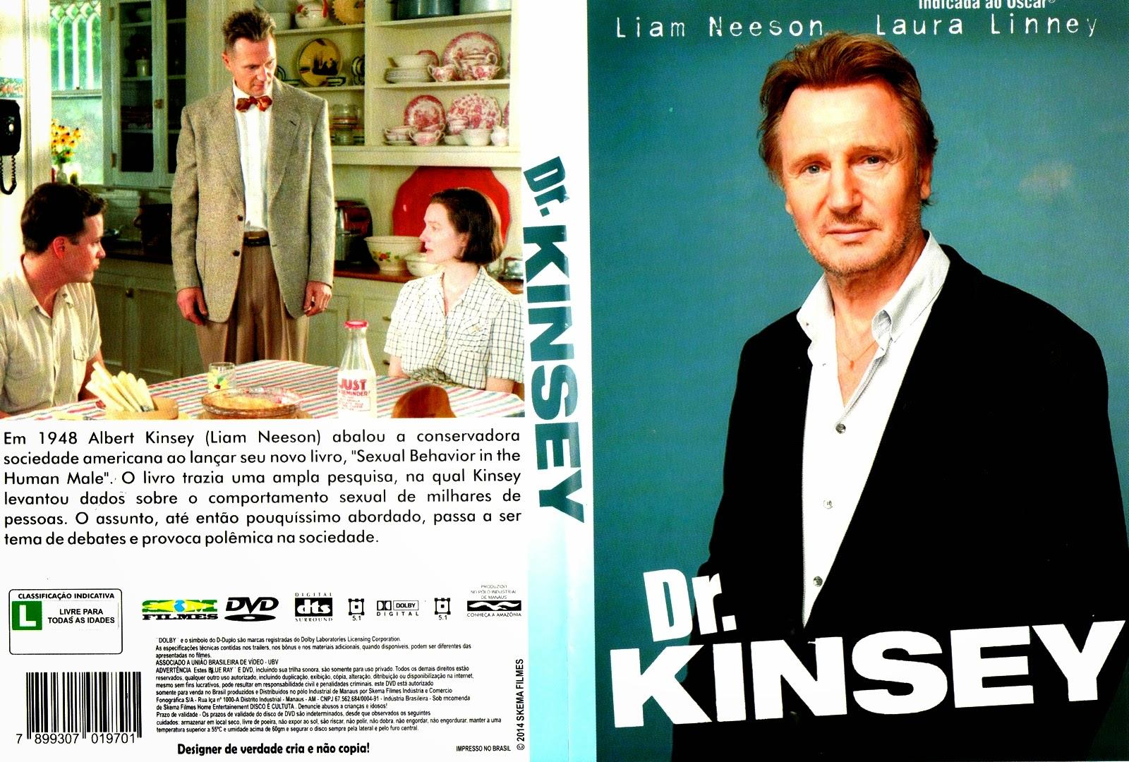 CAPAS X FILMES: DR. KINSEY