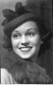 My beautiful grandmother, Betty