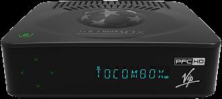 TOCOMBOX PCF HD VIP V 01.001 - ATUALIZAÇÃO 02/07/2015