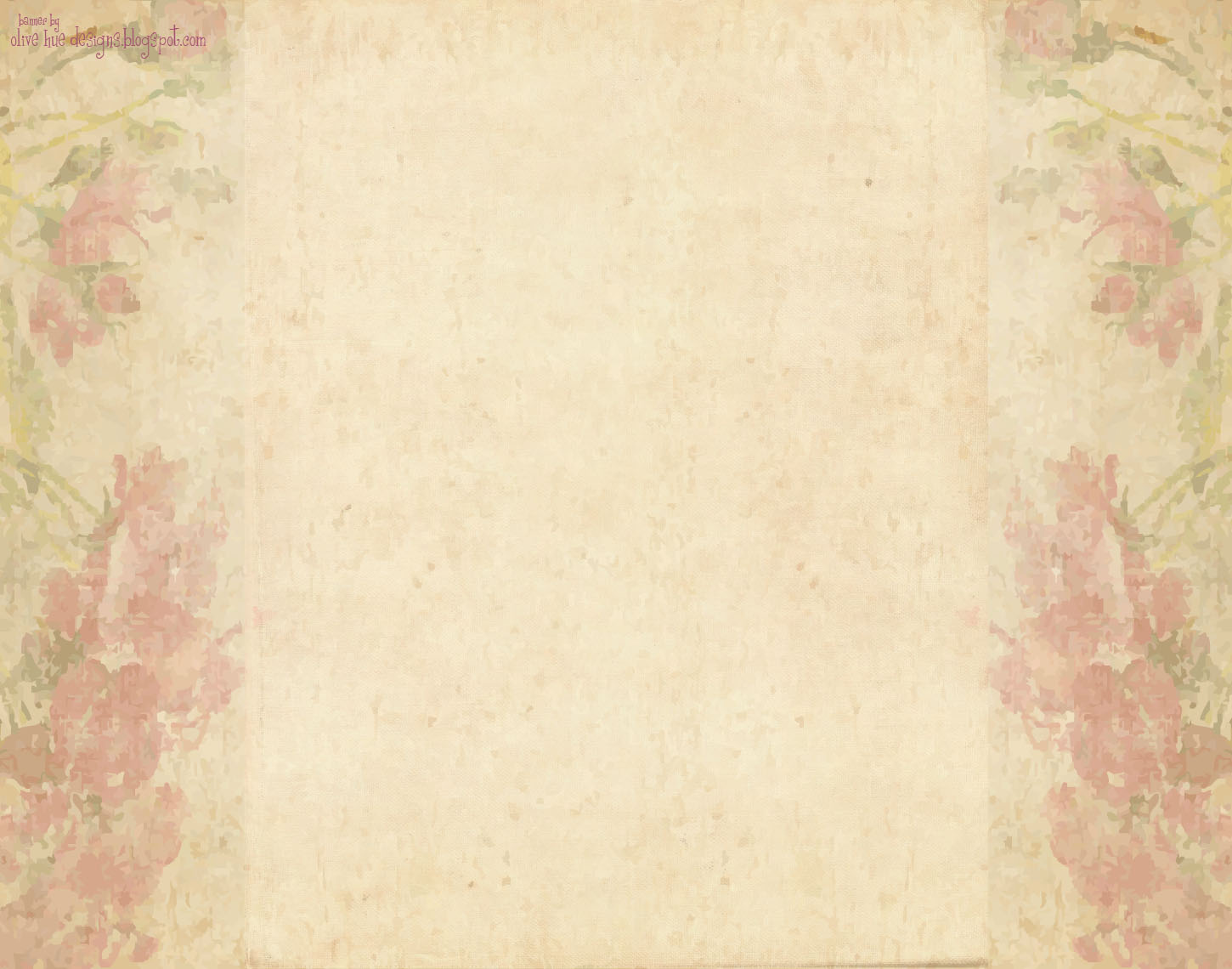 Olive Hue Designs Background Instructions