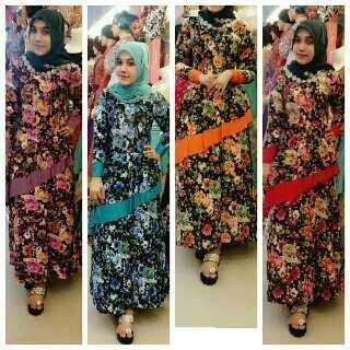 Baju gamis muslim untuk anda terbaru dari aceh