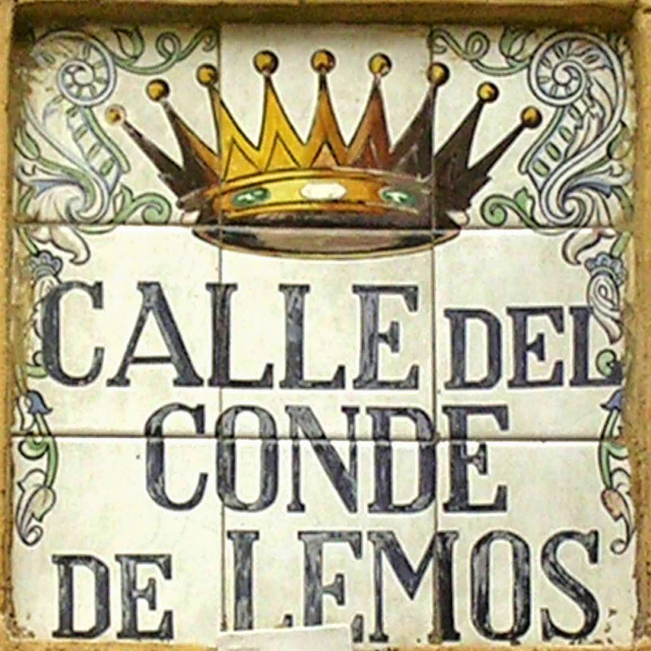 Calle del Conde de Lemos