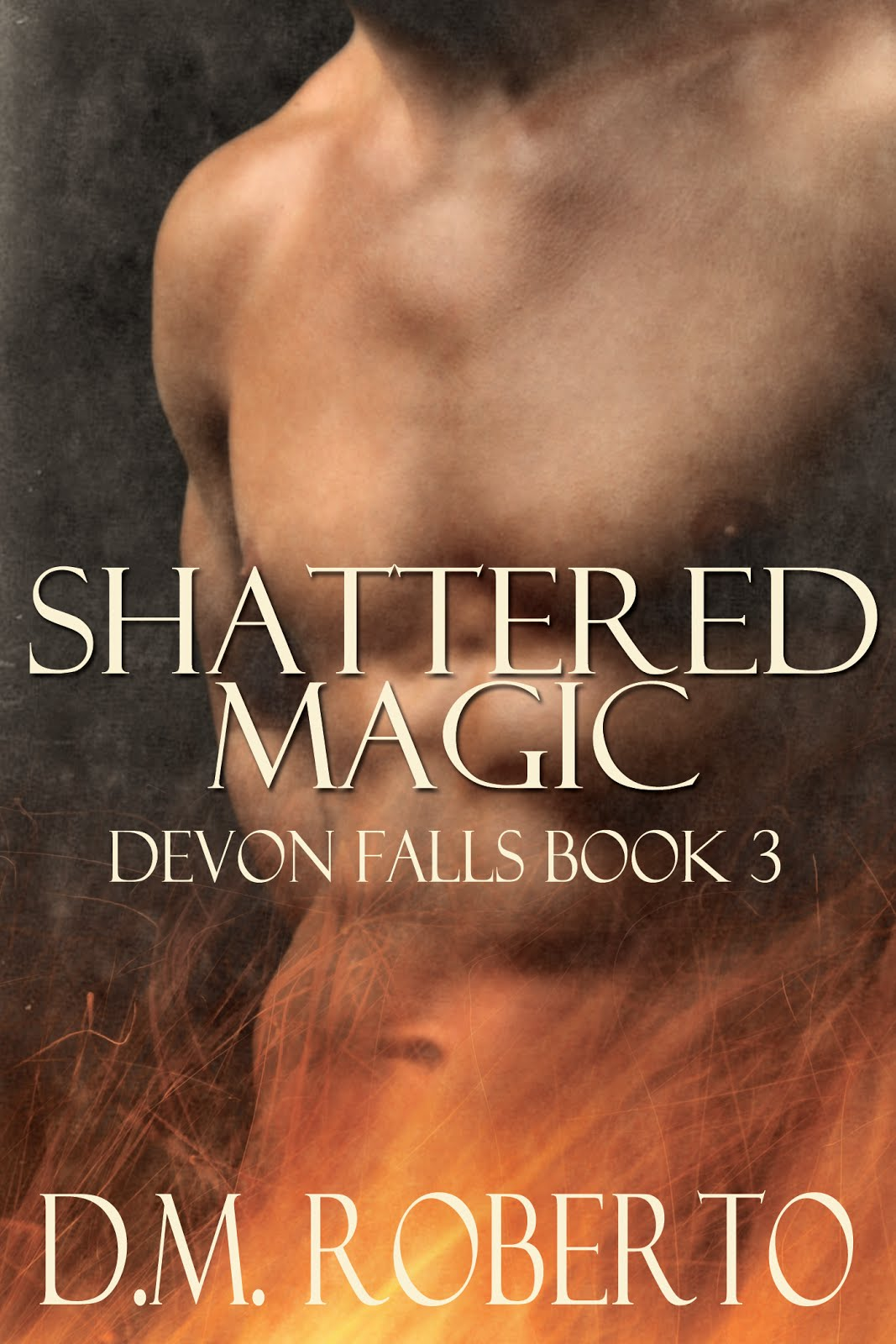 Newest Book~ Shattered Magic