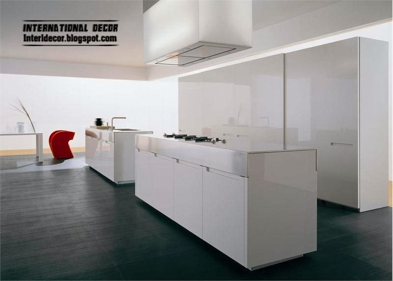 White Kitchen Black Floor interior design 2014: elegant white kitchen designs and ideas