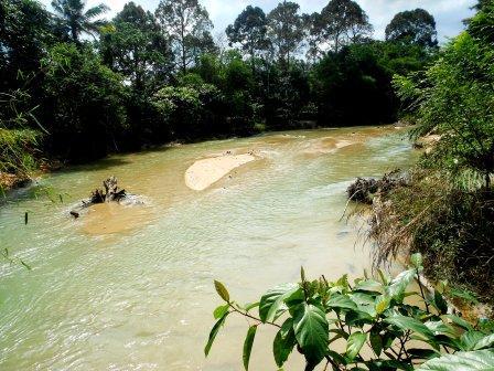 RM70 00 semalam promosi penginapan di D Kekabu Inn Setiu Terengganu dengan sungai yang cantik dan jernih memang best