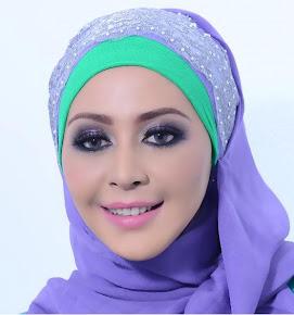 Lace + Chiffon Hijab