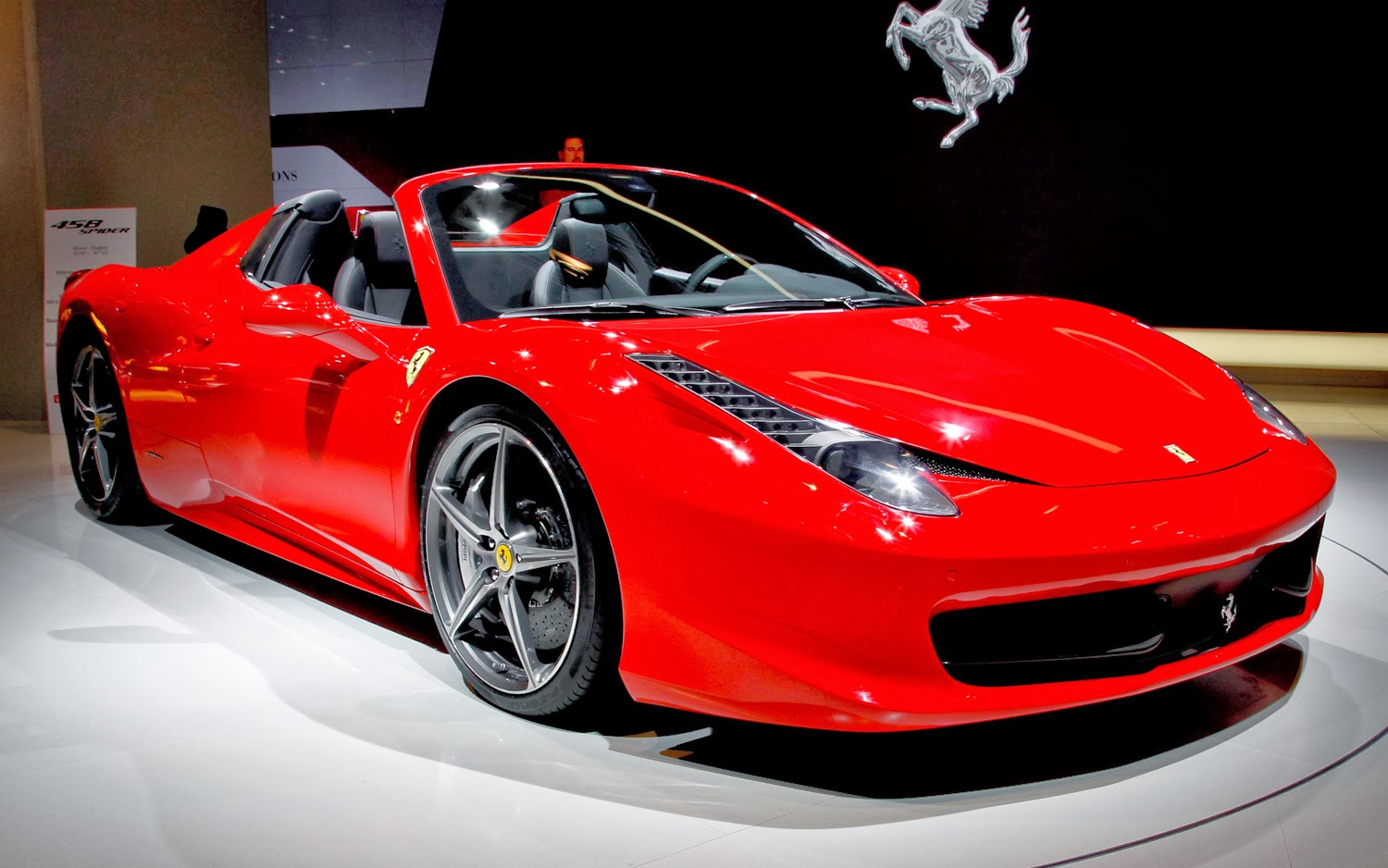 educate all universities ferrari 458 spider. Black Bedroom Furniture Sets. Home Design Ideas