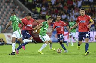 Deportivo Cali vs Independiente Medellín, Copa Colombia, Cuartos de Final