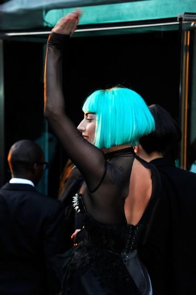lady gaga 2011 cfda fashion awards. 2011 CFDA Fashion Awards