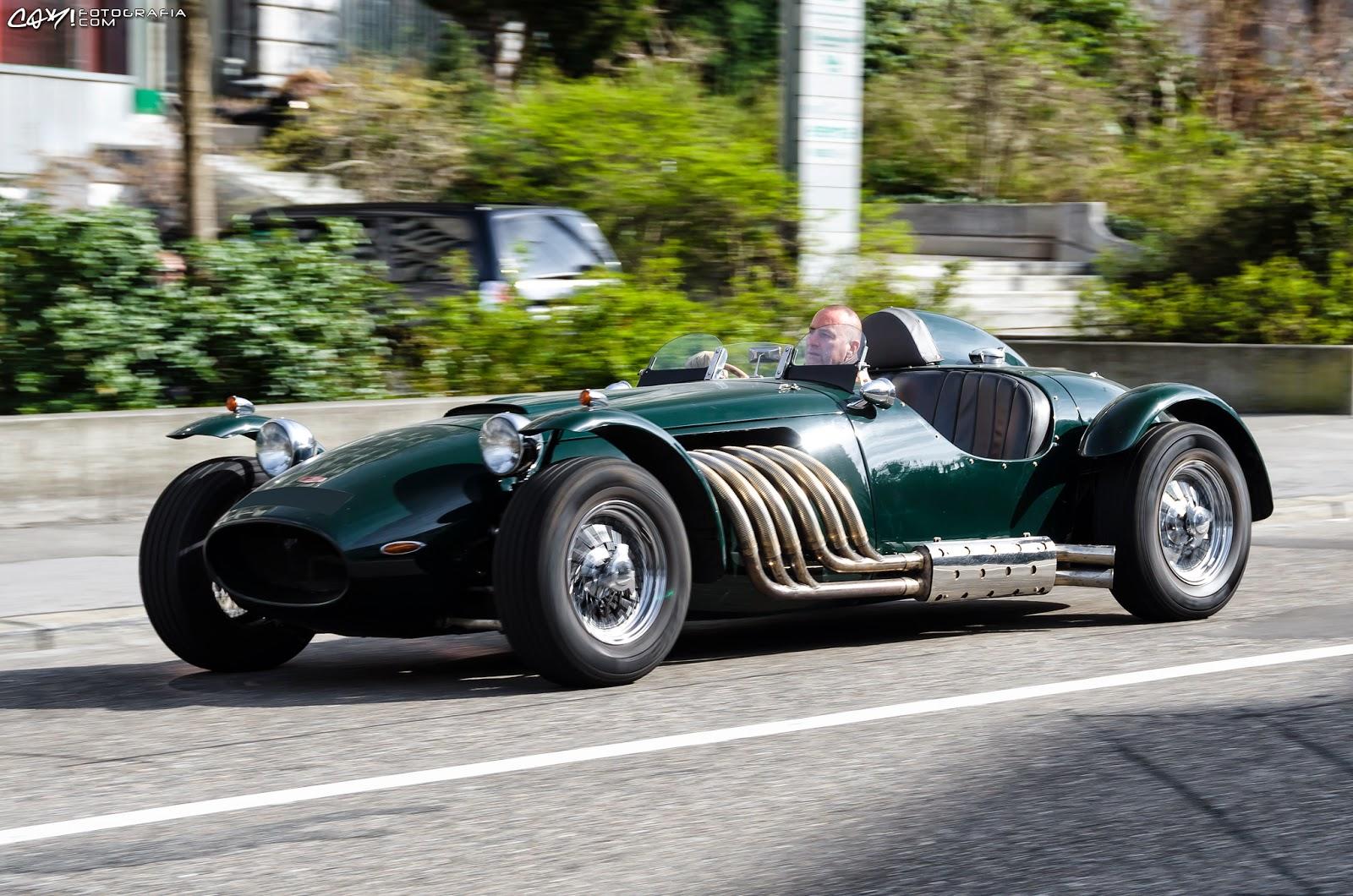 Cokifotografia Com Jaguar Ronart W152