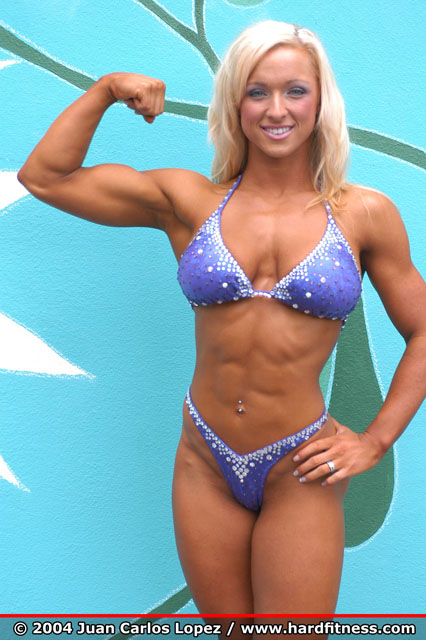 Erica Davidson - Female Fitness Models