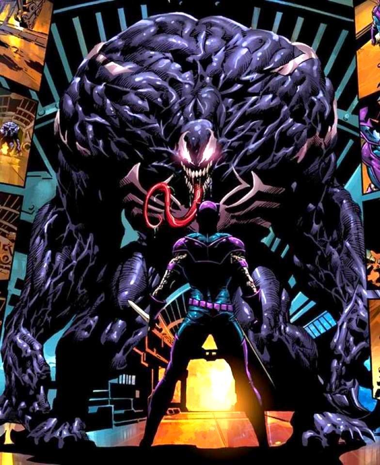 Venom origen y versiones diferentes o alternativas for Craft shows in louisiana