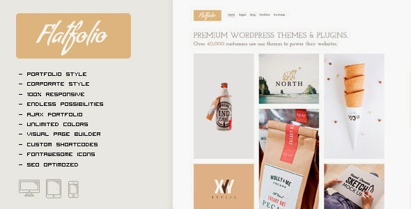 Portfolio & Agency WP Theme