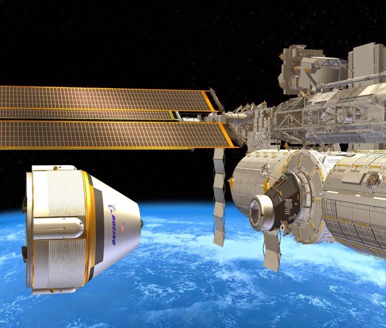 next manned spacecraft interior - photo #13
