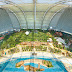 Tropical Islands Resort:The world's largest indoor beach