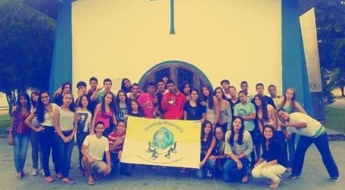 JM da Diocese de Caraguatatuba realiza o Retiro #IDE2014