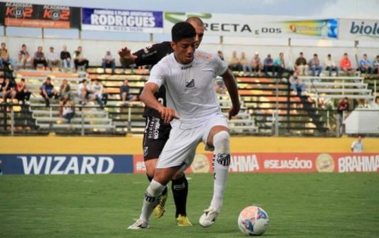 Lincom é o maior artilheiro da era profissional do Bragantino, com 62 gols em 133 jogos