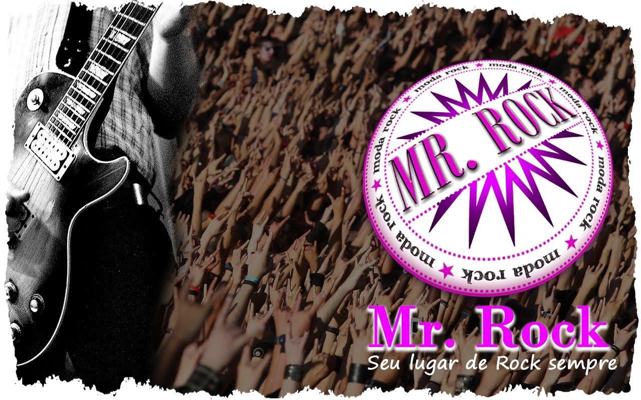 Apoio: Mr. Rock Store. Seu lugar de rock sempre!!