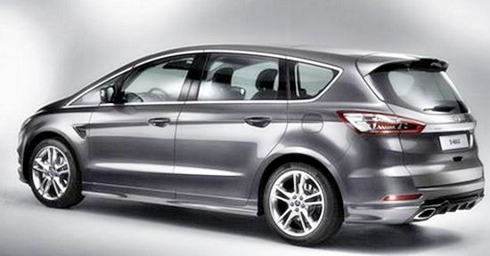 2016 ford s max price release review car drive and feature. Black Bedroom Furniture Sets. Home Design Ideas