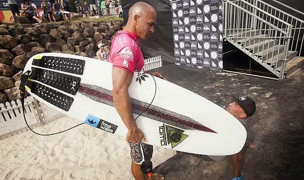 Kelly slater surfboard 02