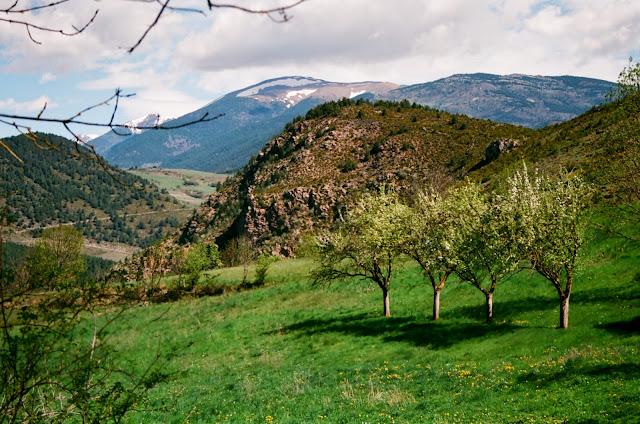Agroturystyka w Pirenejach