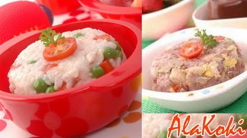 Resep Tim Beras Merah Labu Kuning Makanan Bayi