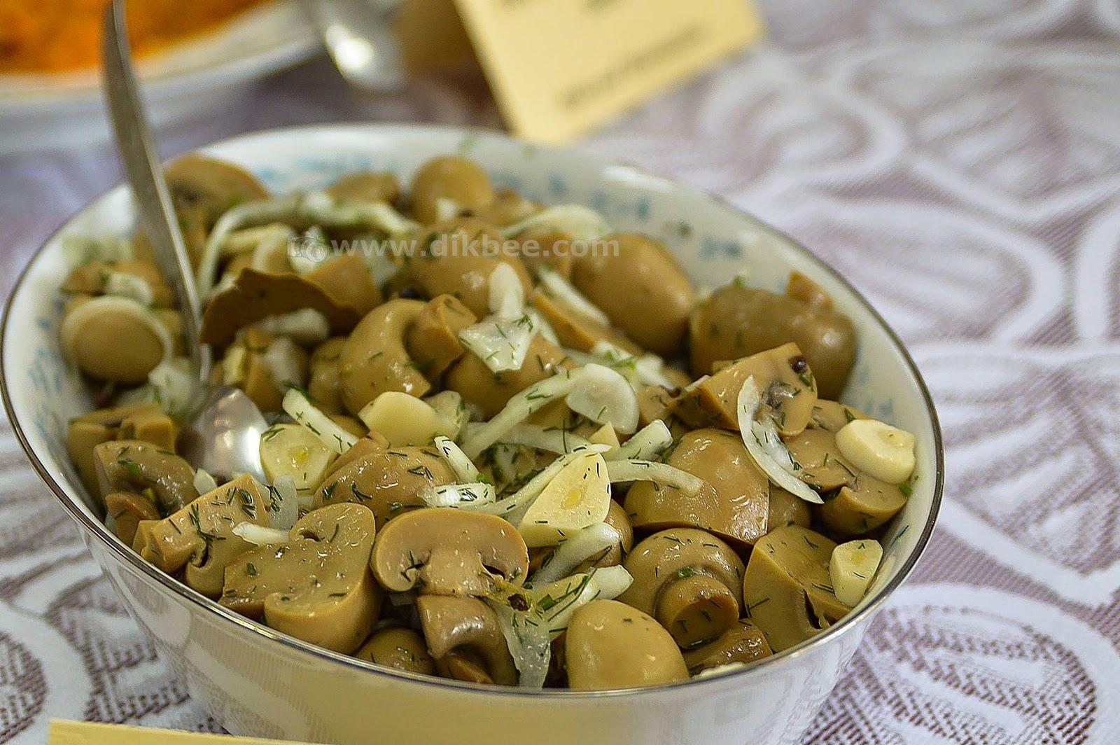 Makanan Rusia Yang Sedap | Lunch Bersama Media