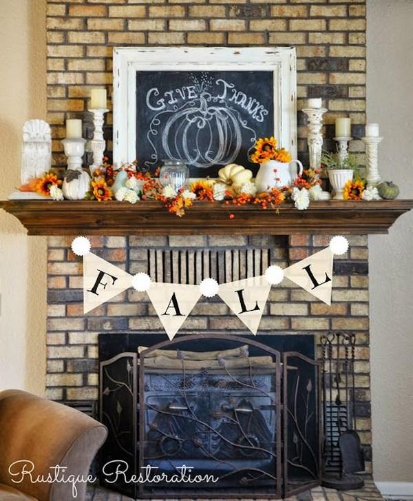 decoracion otoño