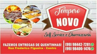 SELF SERVICE E CHURRASCARIA TEMPERO NOVO