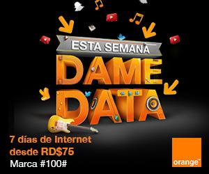 Dame Data Orange