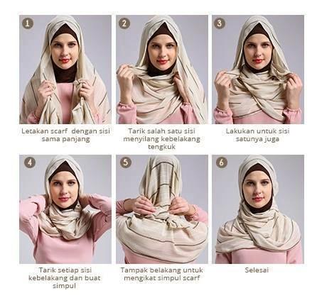 Hijab Modis Terbaru