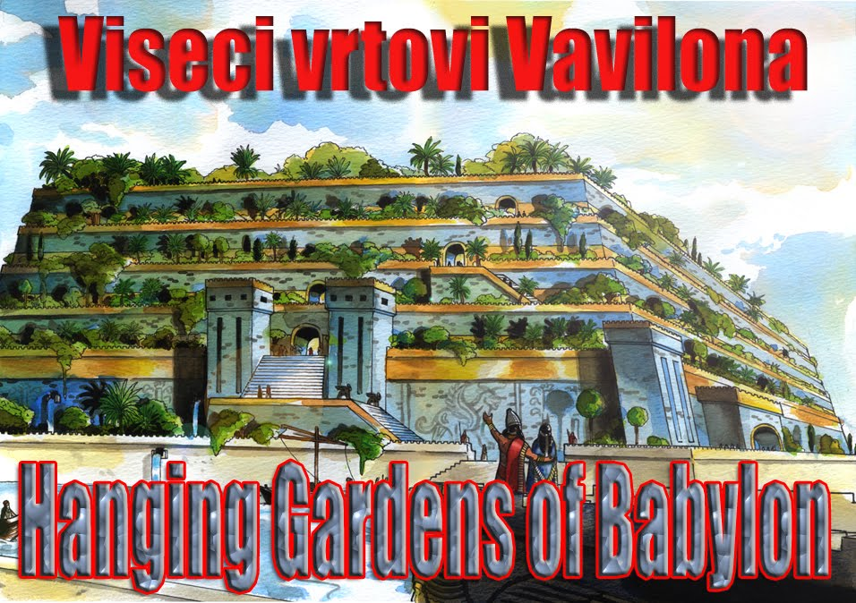 Viseci vrtovi Vavilona