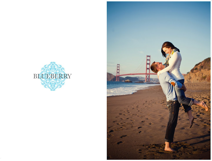 San Francisco golden gate bridge sunset gorgeous engagement session photography