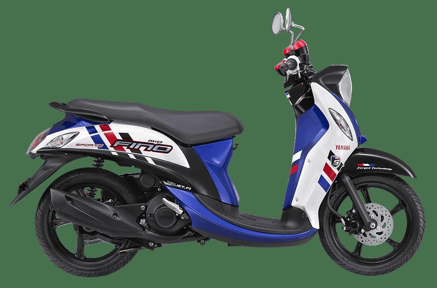 Motor Matic Yamaha Mio Fino