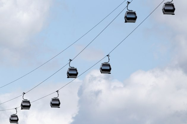London's First Cable Cars