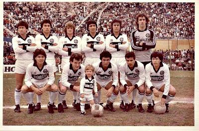Club Olimpia 1982