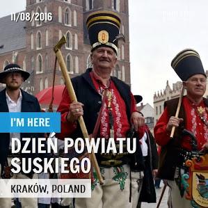 ...Dzień Powiatu Suskiego...2016