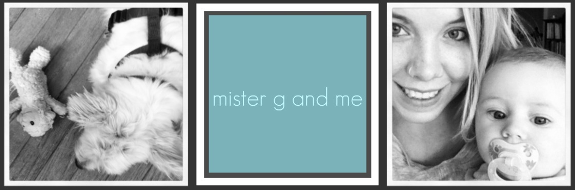 Mister G and Me