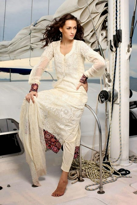 Firdous Eid Collection 2014