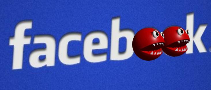 Meu Facebook está mandando links com vírus - O que fazer?
