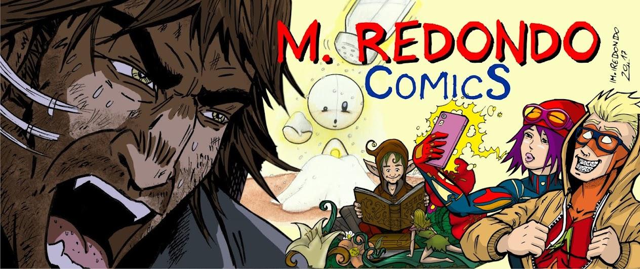 M.REDONDO- Comics