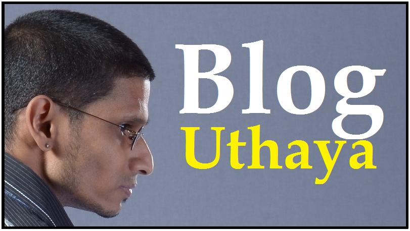 Blog Uthaya Sankar SB