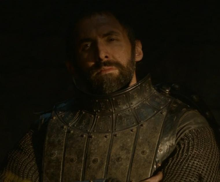 Gregor Clegane Season 2 Balladeer Guinevere: T...