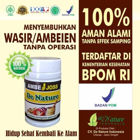 Obat Herbal Wasir-Ambeien