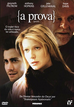 A Prova Filmes Torrent Download capa