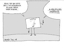 El voto inútil