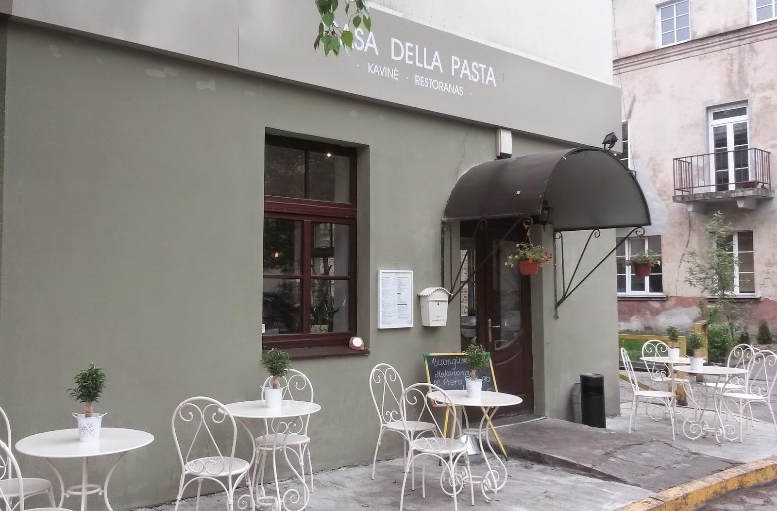Casa della pasta paguod teikiantis maistas kas naujo kaune - La casa della lampadina torino ...