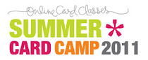 SUMMER CARD CAMP 2011